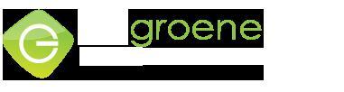 de Groene Mat Logo